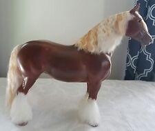 Breyer  Traditional Horse Custom Draft Mare