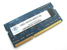 Nanya NT2GC64B88B0NS-CG 2GB 1Rx8 SODIMM PC3-10600S-9-10-B2 DDR3 Laptop Memory