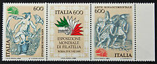 ITALIE timbre - Stamp Italy - Yvert et Tellier n°1639 à 1641 n** (cyn3)