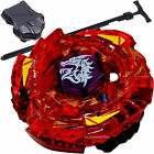 Ultimate Meteo L-Drago Rush Red Beyblade STARTER SET w/ Launcher & Ripcord