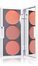 New CID i-cheek Blush Trio CORAL New palette for cheeks 3 shades