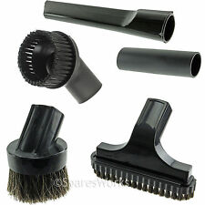 32mm Mini Crevice Stair & Round Brush Tool Kit Fits Philips Vacuum Cleaners