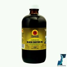 Tropic Isle Living Jamaican Black Castor Oil All Purpose Healing Oil 100%Natural