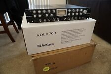 PreSonus ADL 700 Tube Channel Strip Microphone Preamp MINT!!!!