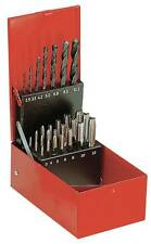 Facom 227.J2A High Speed Steel Tap and Drill Bit Set. M3 – M12.
