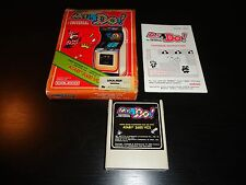 Mr. Do Complete Atari 2600 Game Box Manual CIB Mr. Do!