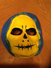 Vintage He-Man Skeletor Halloween Mask 1980's MOTU