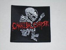 CANNIBAL CORPSE BUTCHERED AT BIRTH EMBROIDERED PATCH