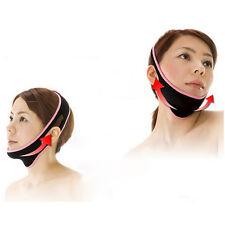 Face Lift Up Belt Sleeping Massage Slim Face Shaper Relaxation Bandage