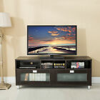 TV Stand Cabinet Home Entertainment Media Center Console Wood Storage Furniture