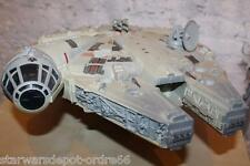 Millennium Falcon Electronic Star Wars Power Of The Force 2 1995