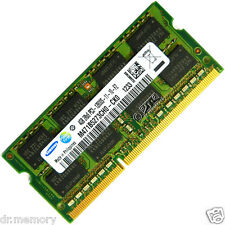 4GB (1x4GB) DDR3-1333MHz PC3-10600 no ECC sin búfer Laptop de 204 pines memoria (RAM)