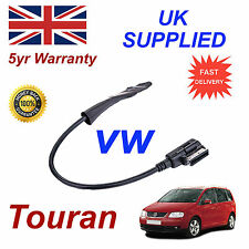 VW TOURAN 2009+ Integrated Bluetooth Music Module, For iPhone HTC Nokia LG Sony
