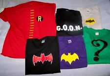 1966 Adam West Batman TV series short sleeve Riddler costume tee shirt