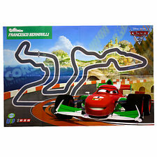 Disney Cars 2 Poster Kids Wall Art Film Characters Francesco Bernoulli PRE352