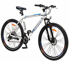 "Mountain BIKE BICICLETTA 26"" GT MTB in alluminio, 21, Shimano DISC BRAKE, NP 399,90 €, dewb"