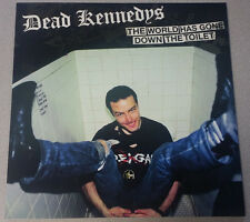 Dead Kennedys - The World Has Gone Down The Toilet (New & Unplayed Vinyl)
