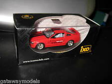 IXO 1:43 FORD MUSTANG GT USA STALLINGS POLICE 2005  RED MOC069 AWESOME MODEL