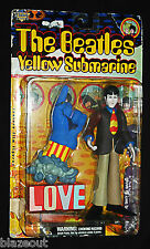 McFarlane Beatles Paul McCartney Yellow Submarine Love Action Figure Doll New