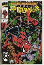 Marvel Comics Spiderman #8 March 1991 Todd McFarlane NM