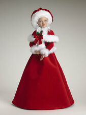 "SANTA'S SWEET SHOPPE ""CLASSIC MRS CLAUSE"" by TONNER never removed or displayed"