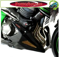 New Powerbronze Belly Pan In Black With Gold Mesh To Fit Kawasaki Z800 Z 800 13