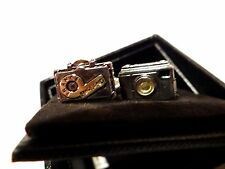 "PAUL SMITH- LONDON CLASSIC BRASS ""Camera"" CUFFLINKS BNIB"