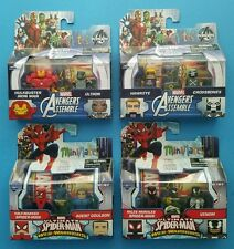 Marvel Minimates Walgreens Wave 1.5 Figure Set Iron Man Hawkeye Spider-Man Venom