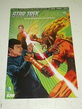 STAR TREK GREEN LANTERN SPECTRUM WAR #3 IDW DC COMICS COVER A