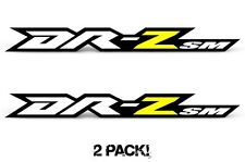 AMR Racing Suzuki DRZ-SM Swingarm Graphic Kit Number Plate Decal Sticker Part Y
