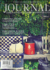 THE HORSE RIDER'S JOURNAL, AUTUMN, 2013 ( FASHION, INTERIOR, CULTURE & LIFE STY