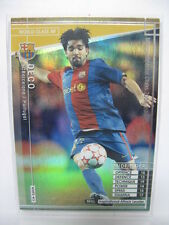 WCCF 06-07 WMF  DECO FC Barcelona Portugal Inspirational Attack Leader