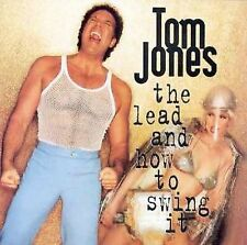 Tom Jones Tori Amos The Lead & How To Swing It CD MINT FREE US SHIPPING