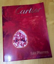Les Pierres de CARTIER Magazine N# 9 2004 French Français Jewellery