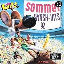 Larry präsentiert Sommer Smash Hits 92 Erasure, Shabba Ranks, Robin Bec.. [2 CD]