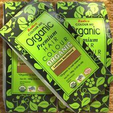 Radico Colour Me Organic Light Ash bionda piante colore dei capelli aschblond leggero