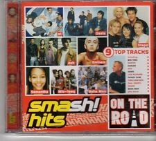 (FP593) Smash! Hits, On The Road - 2001 sealed CD