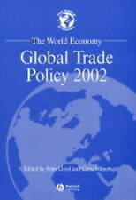 The World Economy, Global Trade Policy 2002 (World Economy Special Issues) by