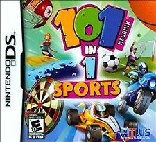101 In 1 Sports - Nintendo DS by Atlus Video Games