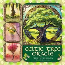 Celtic Tree Oracle by Sharlyn Hidalgo (Mixed media 2017) Wicca Witch Pagan