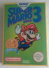 SUPER MARIO BROS 3  Nintendo NES NEW EXTREMELY RARE GREEN VERSION