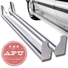 "92-2014 Ford VAN Econoline 138"" WB 135"" WB Running Board Side Steps Aluminum 6"""