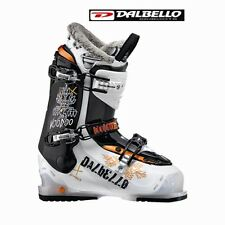 NEW Dalbello Voodoo Ski Boot size 8.5 US (26.5 Mondo) White/Trans/Black