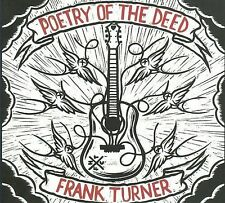 Poetry of the Deed Frank Turner Music-Good Condition