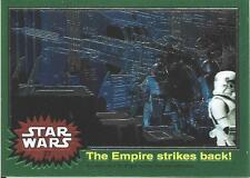 1999 Topps Star Wars Chrome Archives #27 The Empire Strikes Back!   Death Star