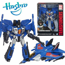 HASBRO TRANSFORMER GENERATION COMBINER WARS LEADER CLASS THUNDERCRACKER KIDS TOY