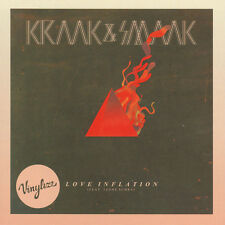 "Kraak & Smaak - Love Inflation (Vinyl 7"" - 2014 - UK - Original)"