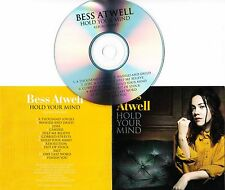 BESS ATWELL Hold Your Mind 2016 UK 12-track promo test CD