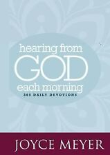 NEW Hearing from God Each Morning 365 Daily Devotions by Joyce Meyer Devotional