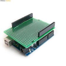 Prototype PCB for Arduino UNO - DIY UNO Shield With Headers